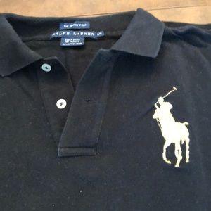 Ralph Lauren large pony short sleeve polo
